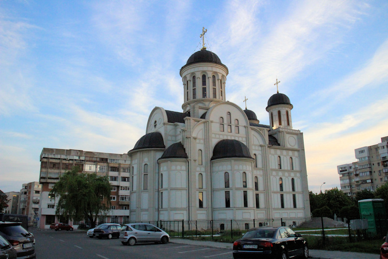"Foto: Orthodoxe Kathedrale ""Sf. Sava"""