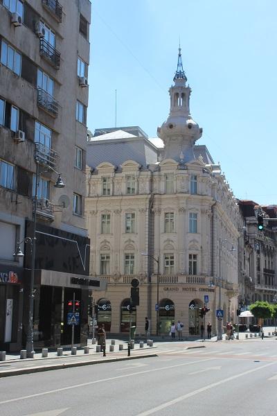 Hotel Bucarest  Stelle